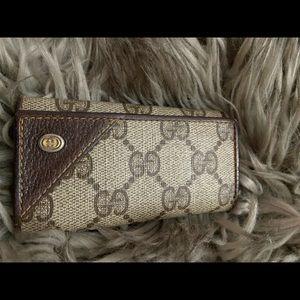 Vintage Gucci Key Holder